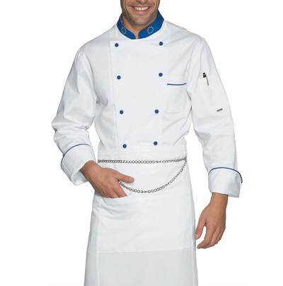 Giacca Cuoco Eurochef 100 % Cotton