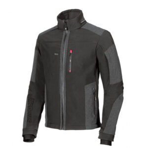 Giacca In Tessuto Soft Shell Tasca Portacellulare Tpu 310gr