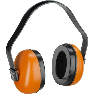 Cuffia Antirumore Arancione