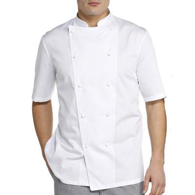 Giacca Cuoco Classic Manica Corta