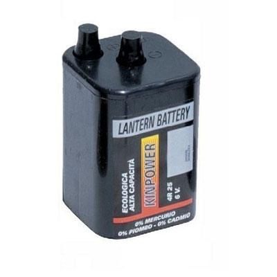 Batteria 6v Per Lampeggiatore Lux