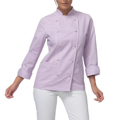 Giacca Donna Chef Kiara Cotone