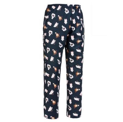 Pantalone Coulisse Puppies Cot.100%