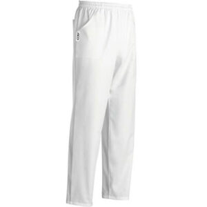 Pantalone Coulisse Pocket Bianco Egochef