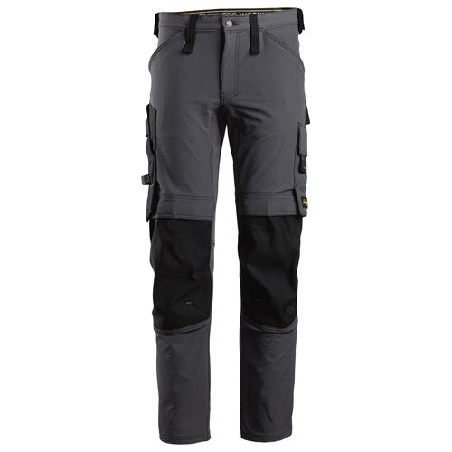 Pantaloni Da Lavoro Snickers Workwear 6371 Allroundwork Full Stretch