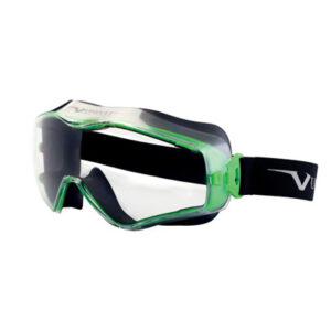 Gunmetal Maschera Verde
