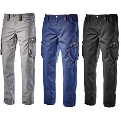 Pantaloni Staff 65%pol 35%cot
