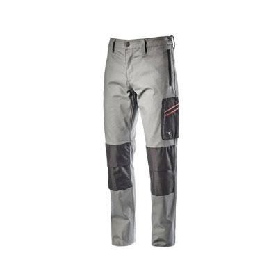 Pantalone Stretch 97%cottone Canvas 3%elast