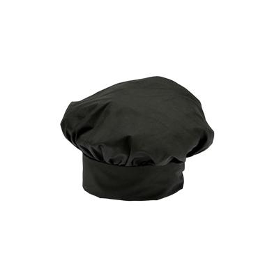 Cappello Da Cuoco Giblor's Nero Art. 8m1651
