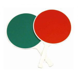 Paletta Per Moviere  300mm Rosso/verde