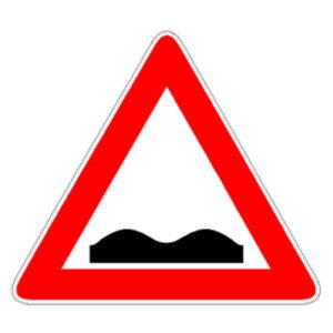 Triangolo Lato 90 Strada Deformata Fig. 1