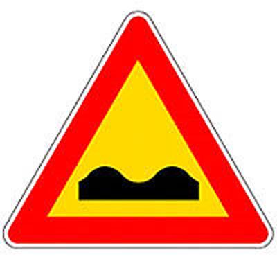 Triangolo Lato 90 Fe.eg Strada Deformata Fig.3890