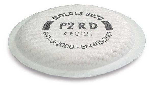 Filtro Particolati P2 Rd Per Serie 8000