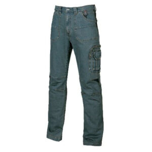 Jeans U Power Rust Traffic Tecnico