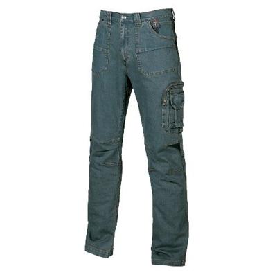 Jeans U Power Rust Traffic Tecnico