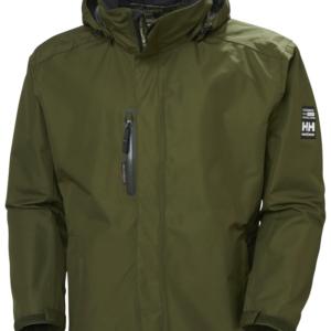 Giacca Da Lavoro Helly Hansen Manchester Jacket Art. 71043 – Verde, Xxl