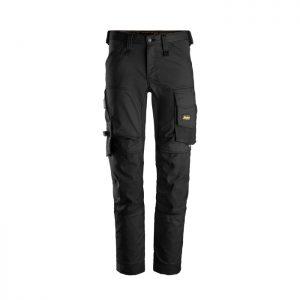 pantaloni_elasticizzati_snickers_6341_nero