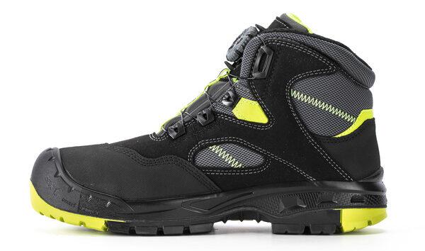 scarpe antinfortunistiche s3 sixton ortisei boa lato 2